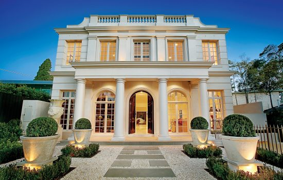 Toorak – Italian inspired landmark home